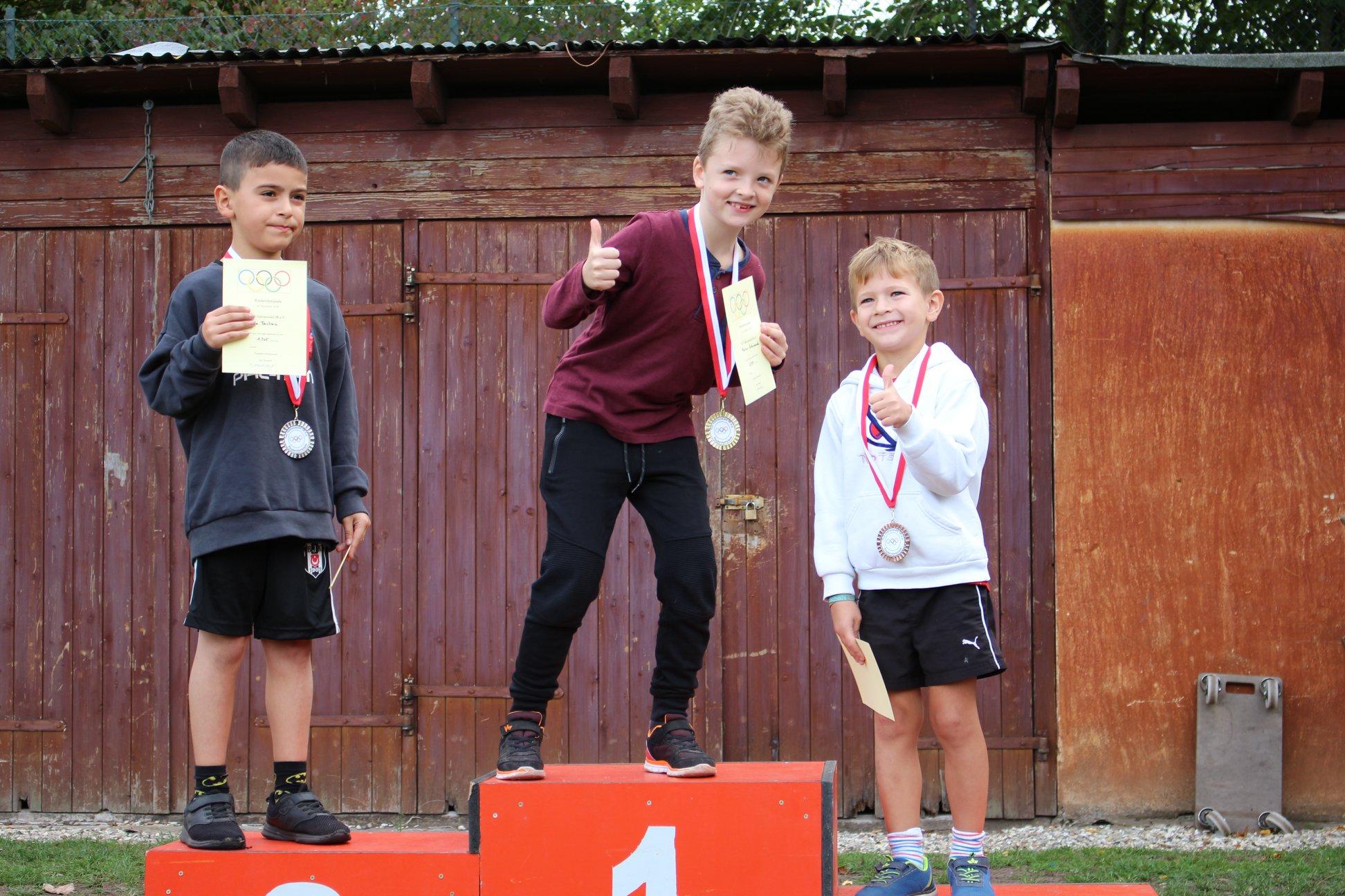 TuS Kinder-Olympiade 2018