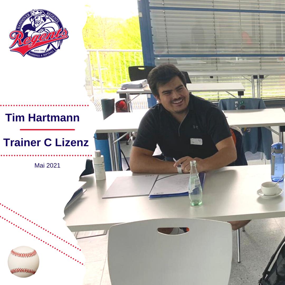 Tim, Trainer C Lizenz